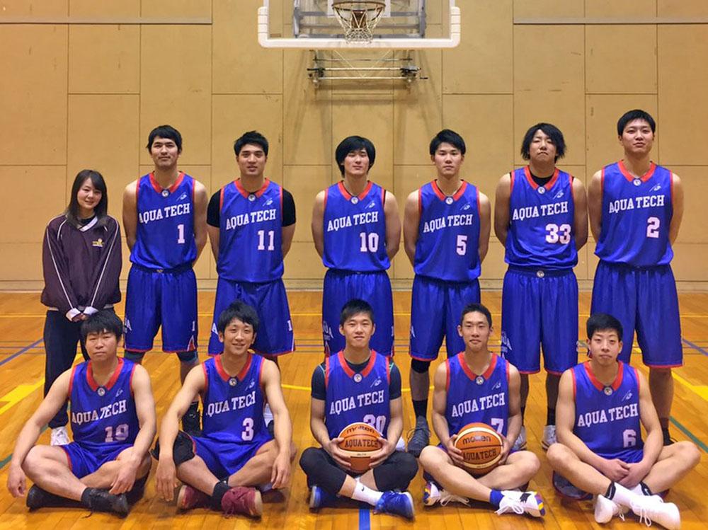 神戸周辺バスケチーム紹介『アクアテック』